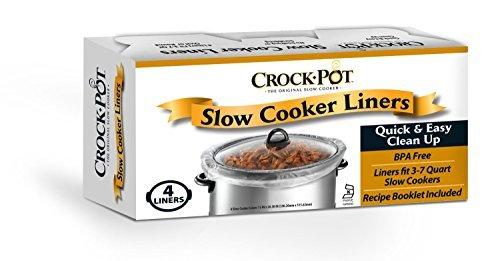 6 quart crock pot liner - 9
