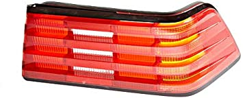 Ulo Tail Light Lens Right