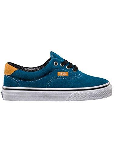Vans Era 59 J - Zapatillas de Piel para niño Azul azul Azul