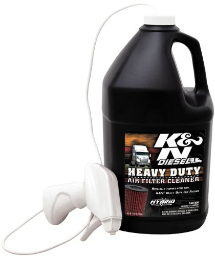 K&N 99-0638 Heavy Duty Air Filter Cleaner - 1 Gallon