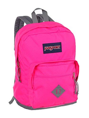 JanSport Unisex City Scout Ultra Pink One Size