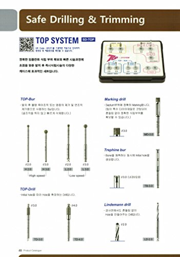 TOP-SYSTEM KIT(Safe Drilling & Trimming) by Surgident (Image #1)