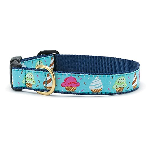 Up Country Ice Cream Scoop Flavors Collar Large