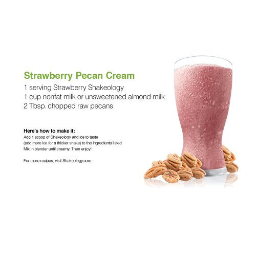 Shakeology Strawberry 30 Servings (bulk) in a BAG by Shakeology (Image #6)
