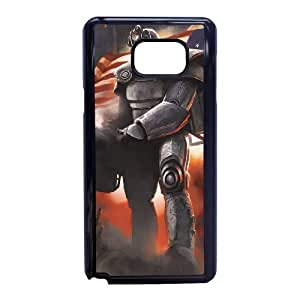 Samsung Galaxy Note 5 Phone Case With Fallout S2IL7U24086