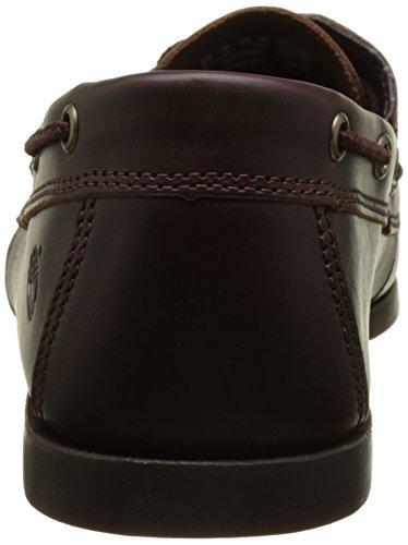 Up Cedar Homme Pull Bateau Chaussures Brown 242 Bay Marron dark Timberland zHwBRqB