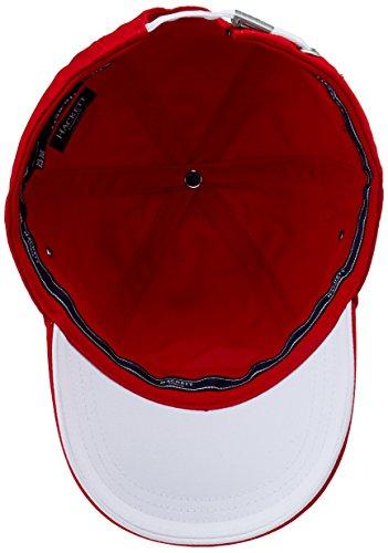 Hackett Cap Number 255 para 255red Rojo Gorra Hombre PzPqpTr5xw