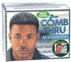 Regular Texturizer Kit - Luster's S-Curl Comb-Thru Regular Texturizer Kit by Lusters