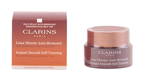 Clarins Lisse Minute Autobronzant Instant Smooth Self Tanning, 1 Ounce Mainspring America Inc. DBA Direct Cosmetics CLARINS-430102EU CLA00066_-30ML