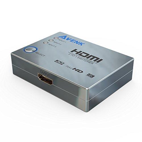 hdmi switch auto sensing - 6