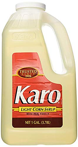 Karo Light Corn Syrup, 128-ounce Pack of 2 ()