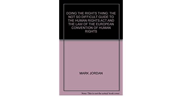 Blackstone's guide to the human rights act 1998 ebook by john.