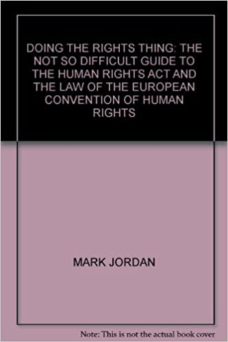 Blackstone's guide to the human rights act 1998 john wadham.