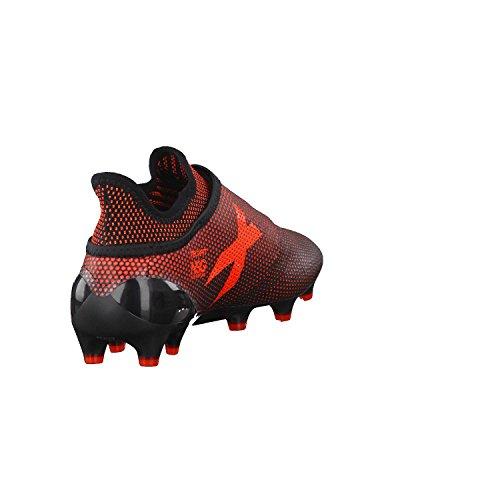 Fg narsol X negbas Nero Scarpe 17 Unisex J rojsol Purespeed Adidas Sportive Bambini RtZHq7wR