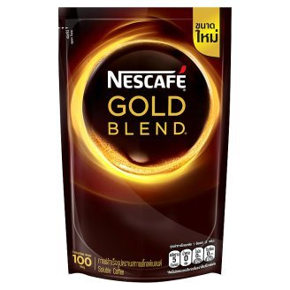 Nescafe Gold Blend Rich Taste & Aroma Premium Soluble Coffee - Douwe Coffee Blended Egberts