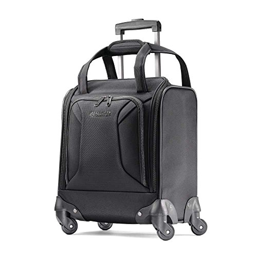 American Tourister Spinner Tote, Black