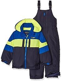 Boys' 2-Piece Snow Bib and Jacket Snowsuit