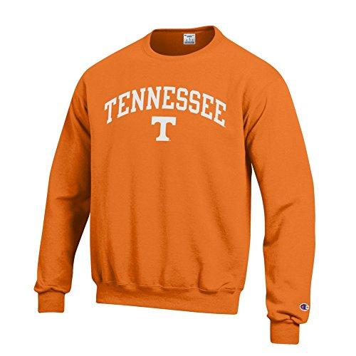 Tennessee Volunteers Crew Sweatshirt - Elite Fan Shop Tennessee Volunteers Crewneck Sweatshirt Varsity Orange - M