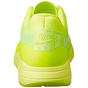 nike Air Max 1 Ultra Flyknit Mens Running Trainers 843384 Sneakers Shoes (US 11, volt electric green 701)
