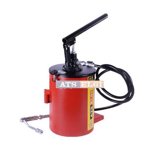 ATS-ELGI High Pressure Bucket Grease Pump, 5 kg Price & Reviews