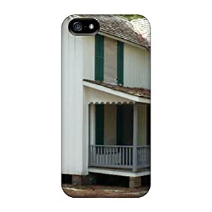 New QrGek1025CgZUg Home In The Woods PC Cover For Iphone 5/5S Phone Case Cover