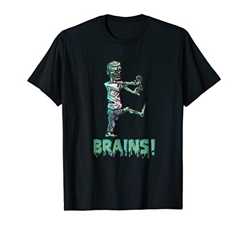 Funny Scary Zombie Halloween T Shirt Men Women Gift