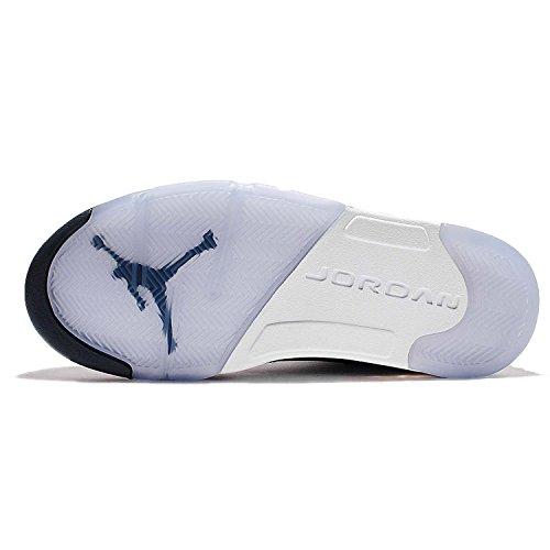 Nike AIR Jordan 12 Retro 'PSNY' - 130690-003 - Obsidian/Metallic Red Bronze/Bright Grape/White i0nVlA6PRy