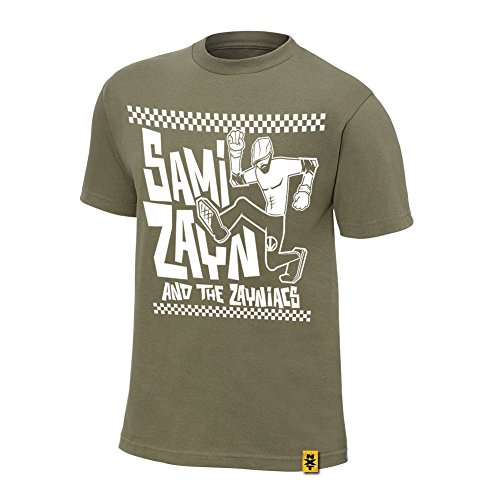 Official WWE Authentic Men's Sami Zayn