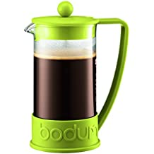 Bodum New Brazil 8-Cup French Press Coffee Maker, 34-Ounce, Green