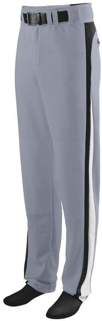 1477 Slider Baseball/softball Pant BLUE GREY/BLACK/WHITE M Augusta Drop Ship
