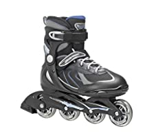 For over twenty years Bladerunner Skates have offered value and quality to entry level skaters. Unlike toys and low end skates Bladerunner uses standard size wheels, bearings and parts for added years of use. Support, comfort and quality on a...