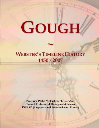 Gough: Webster's Timeline History, 1450 - 2007