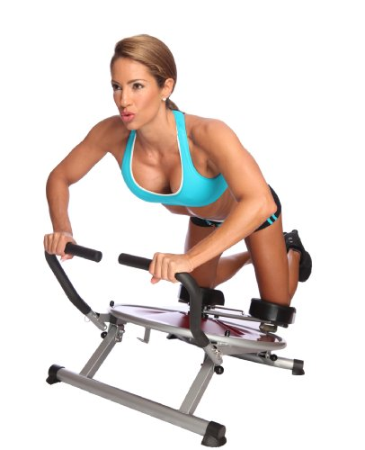Ab Circle Pro Abs And Core Home Exercise Fitness Machine + DVD PRO