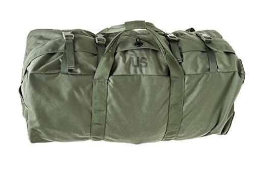 USGI Improved Sport Duffle Bag Slightly Irregular NSN# 8465-01-604-6541