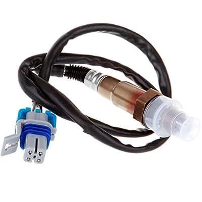 SELEAD O2 Oxygen Sensor upstream and downstream Replacement fit for 2009-2014 Cadillac Escalade 2008-2013 Chevrolet Avalanche 2008-2012 Chevrolet Silverado 1500 2008-2013 Chevrolet Suburban 2500: Automotive
