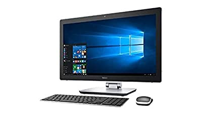 "Dell Inspiron 24 7000 Flagship High Performance 24"" FHD TouchScreen All-in-One Desktop, i5-6300HQ, 16GB Memory, 2TB Hard Drive, 4GB NVIDIA GeForce 940M, Bluetooth, HDMI, Windows 10 (2016 Newest Model)"