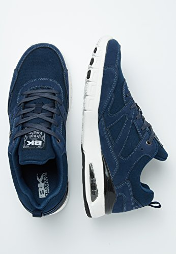 British Knights Herren Sneaker Blau Navy 41 EU Navy