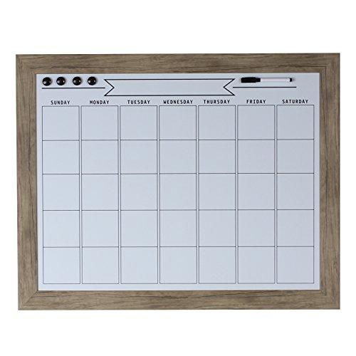 DesignOvation 209367 Beatrice Magnetic Calendar