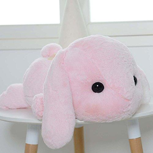 UBeauty 20'' Cute Rabbit Plush Toys Lop Rabbit Doll Pillow (Rabbit Plush Doll)