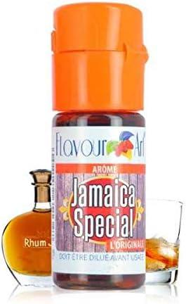 Flavour Art Aroma alimenticio concentrado Jamaica Special, 10 ...
