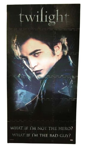 NECA Twilight Rubber Wall/Floor Mural B Broken Glass