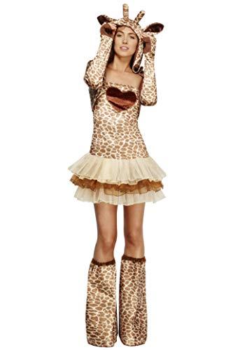 Fever Women's Giraffe Costume