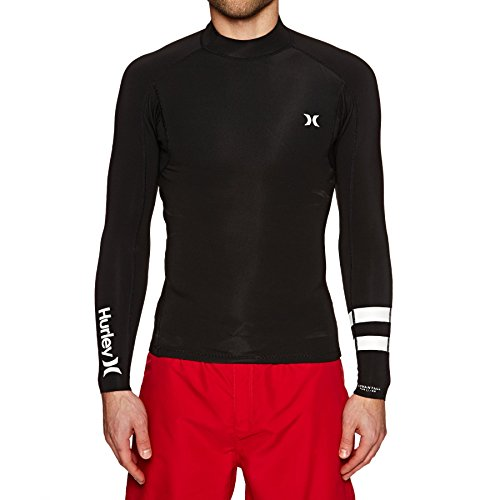 Hurley Herren Neoprenanzug M Advantage Plus 1/1 Jacket, Black, S, 890920