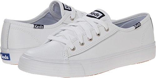 Keds Double Up Sneaker ,White,13.5 M US Little Kid