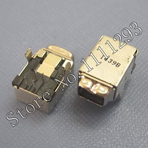 Gimax 10pcs/lot 1394 Firewire Jack female 1394 socket 4-pin connector for Samsung NP-Q45 Q45 etc Laptop FireWire