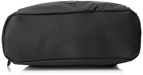 MTNG Luise - Borse Tote Donna, Negro (Deol Negro), 36x30x12.5 cm (W x H L)