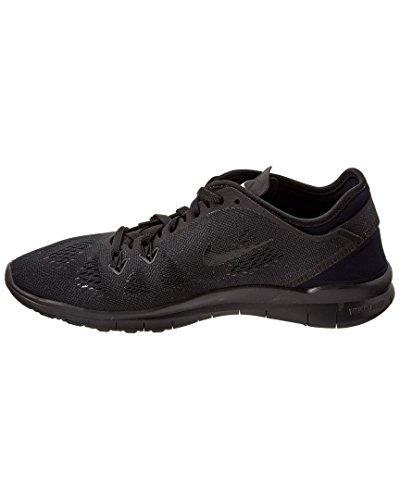 Nike WMN Free 5.0 TR FIT 4 PRT, Scarpe sportive, Donna Black/Black/Black