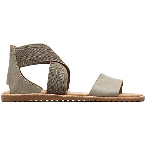 Sorel Women's Ella Sandals Sage 8