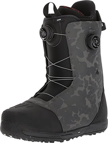 Burton Men's Ion Boa '18 Black/Camo Boot