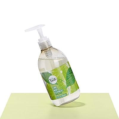 Amazon Brand - Presto! Biobased Hand Soap, Lime Mint Scent
